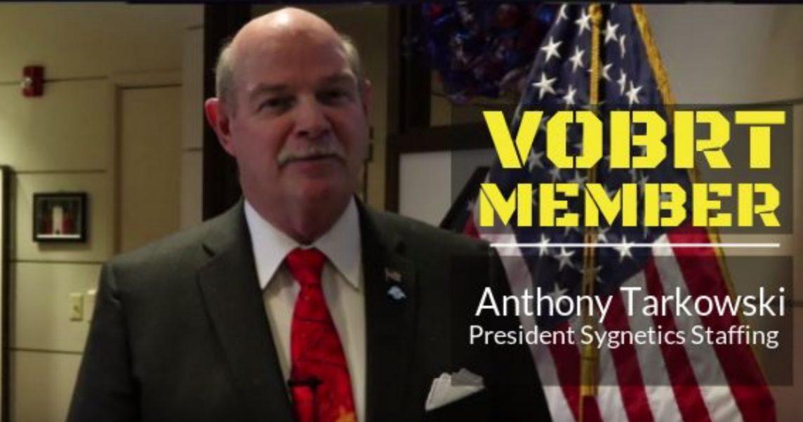 VOM Member testimonial by Anthony Tarkowski, CEO Sygnetics